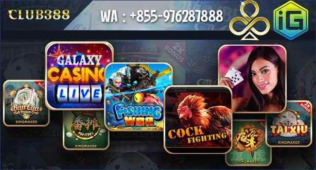 Club388 Casino