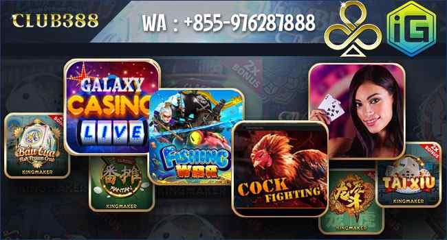 Game Slot Club388